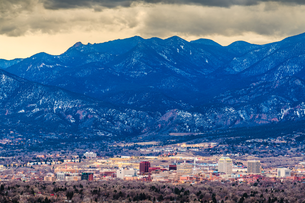 Colorado Springs Airbnbs For Solo Travelers