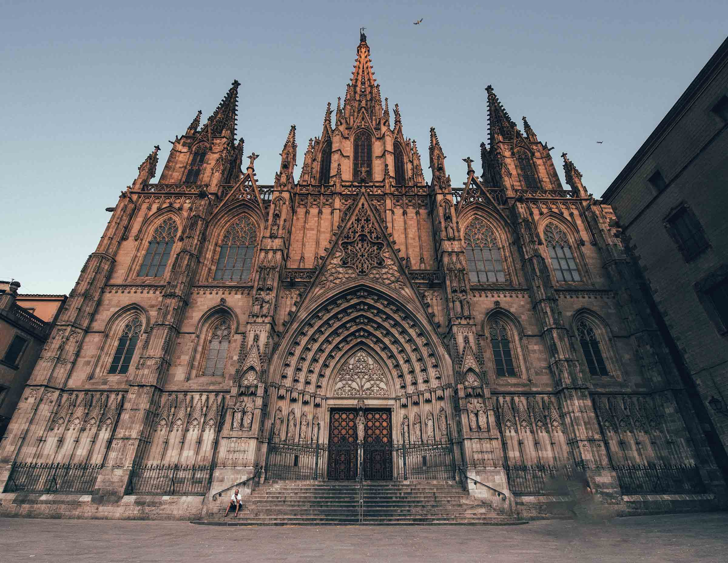 El Catedral de Santa Eulali - 2 Days in Barcelona