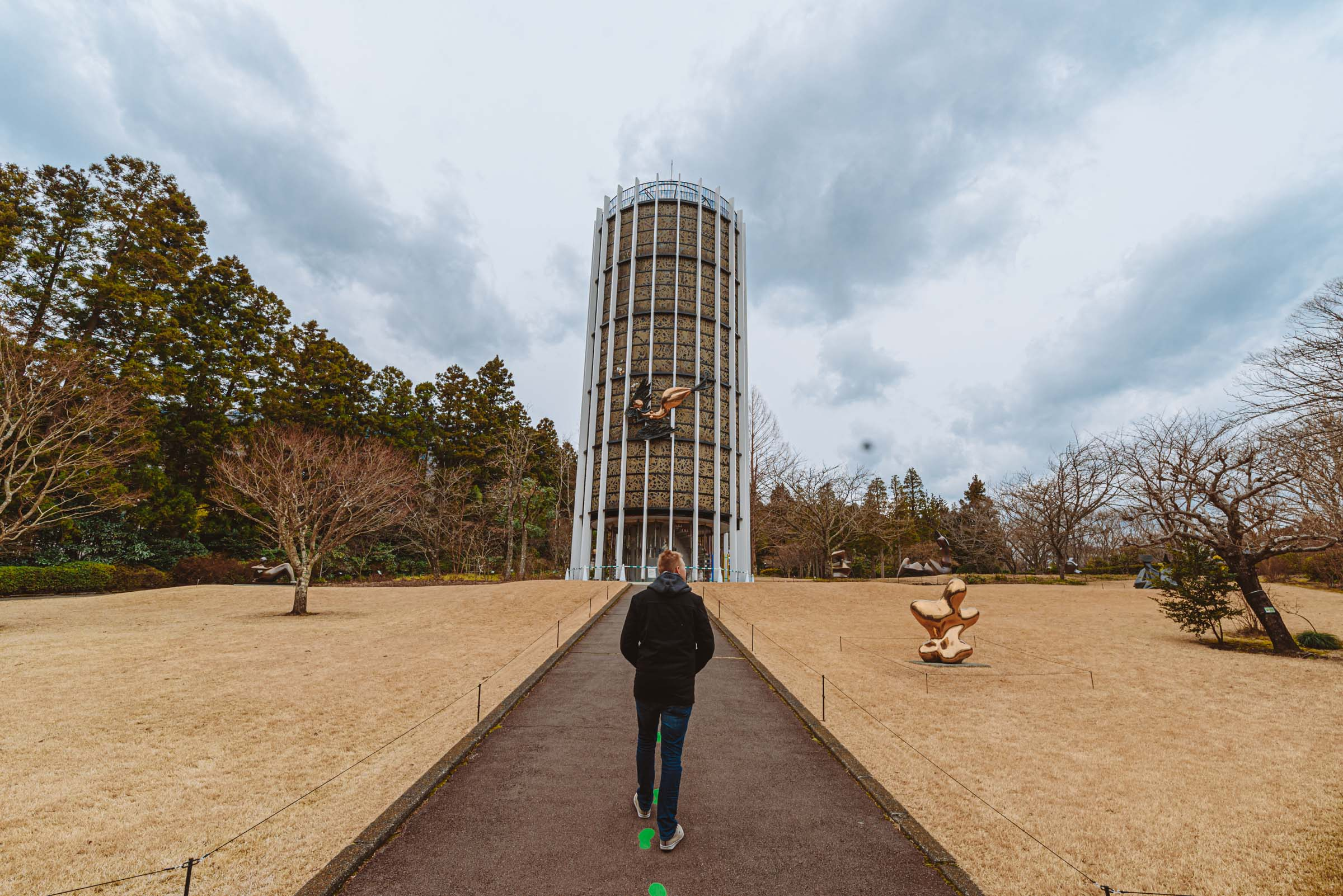 Hakone - Hakone Open-Air Museum