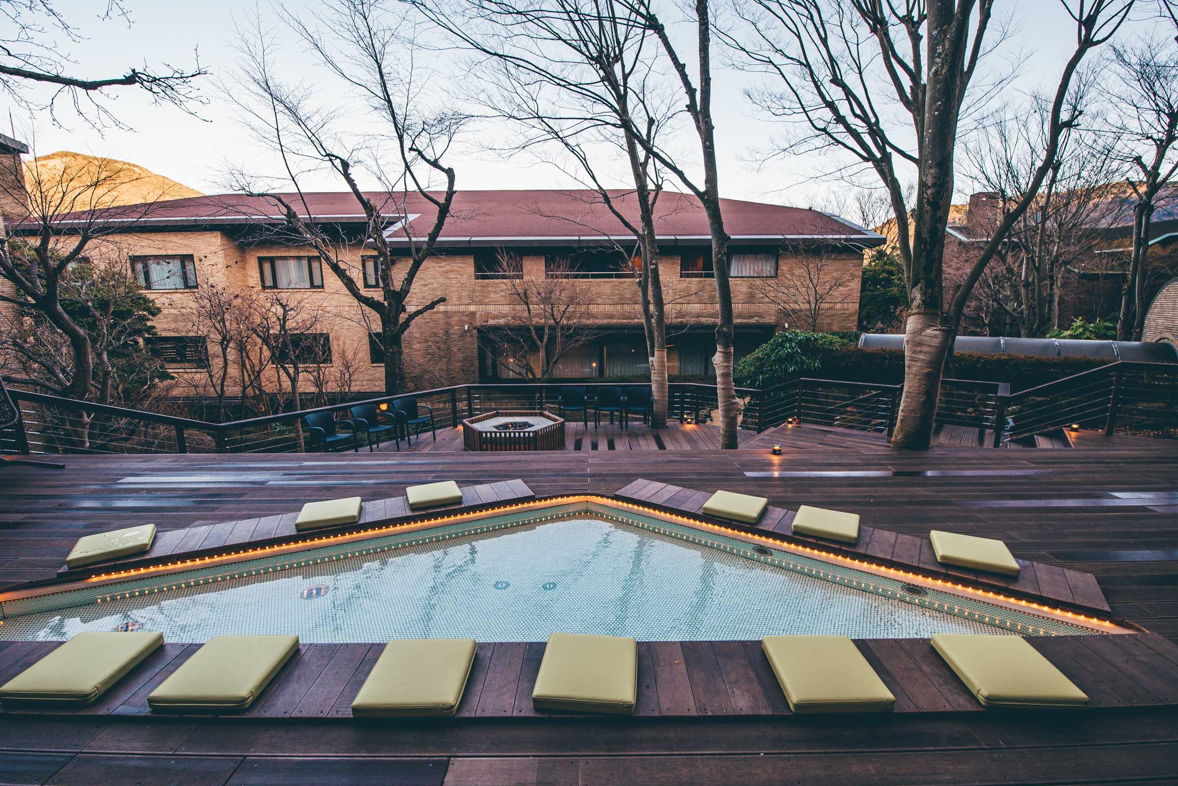 Hakone, Japan accommodation