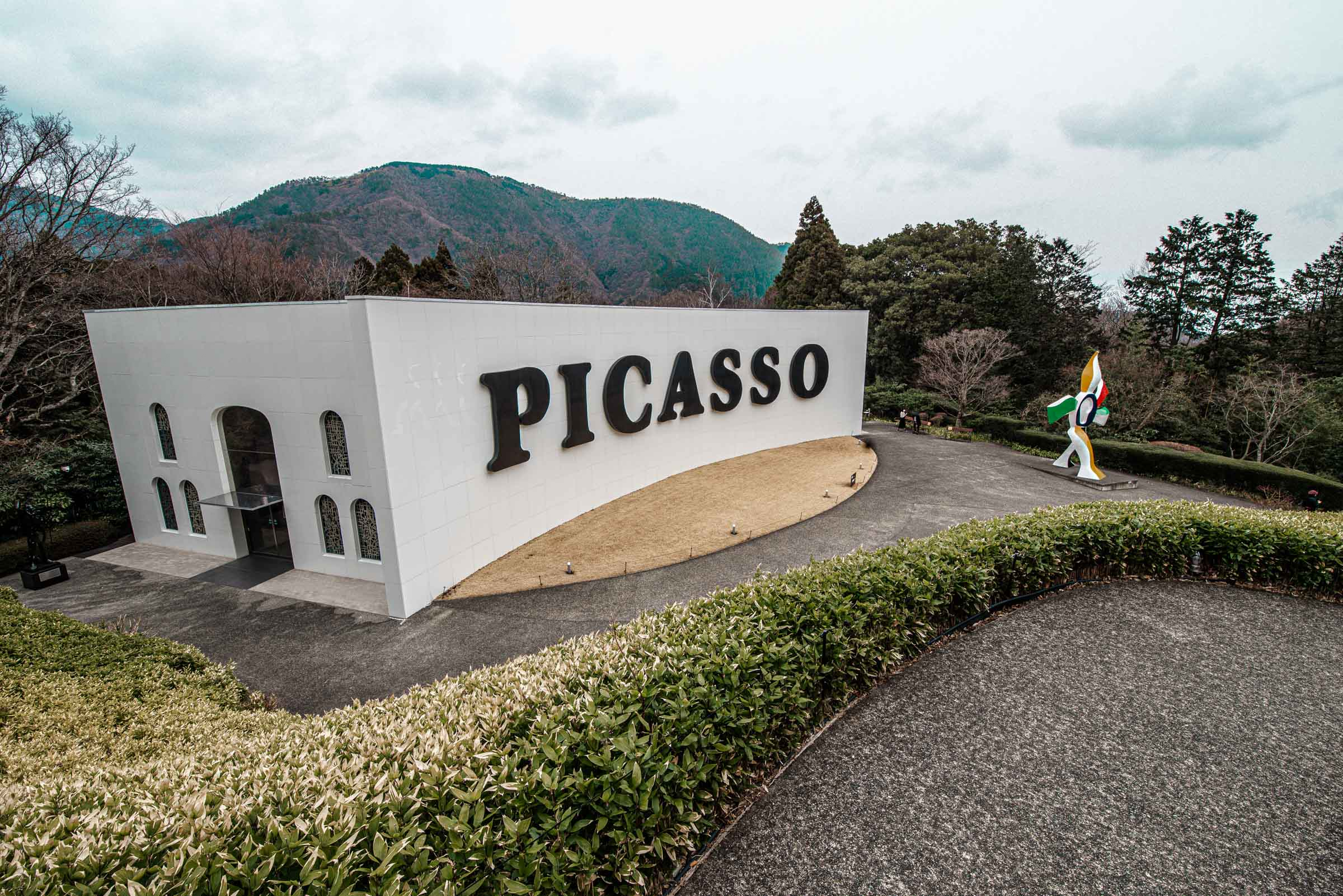 Hakone Open-Air Museum- Picasso