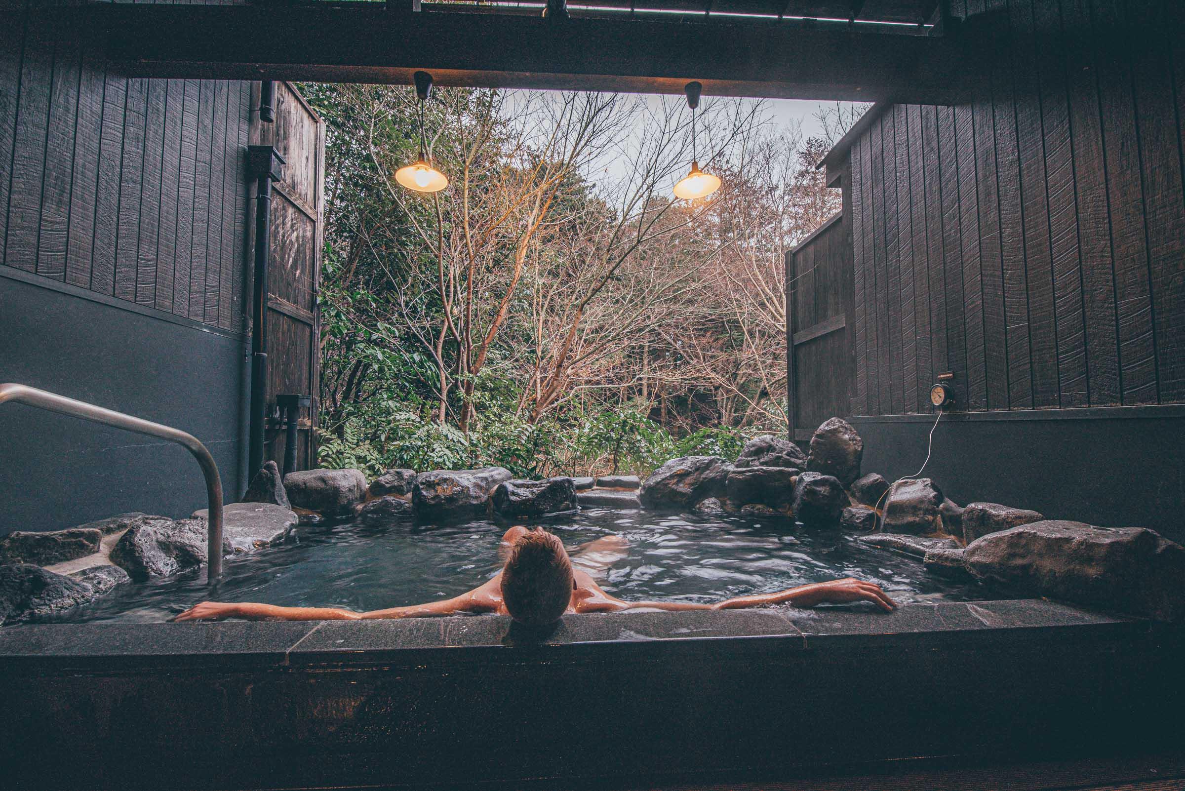 Hakone Yuryo Onsen Spa