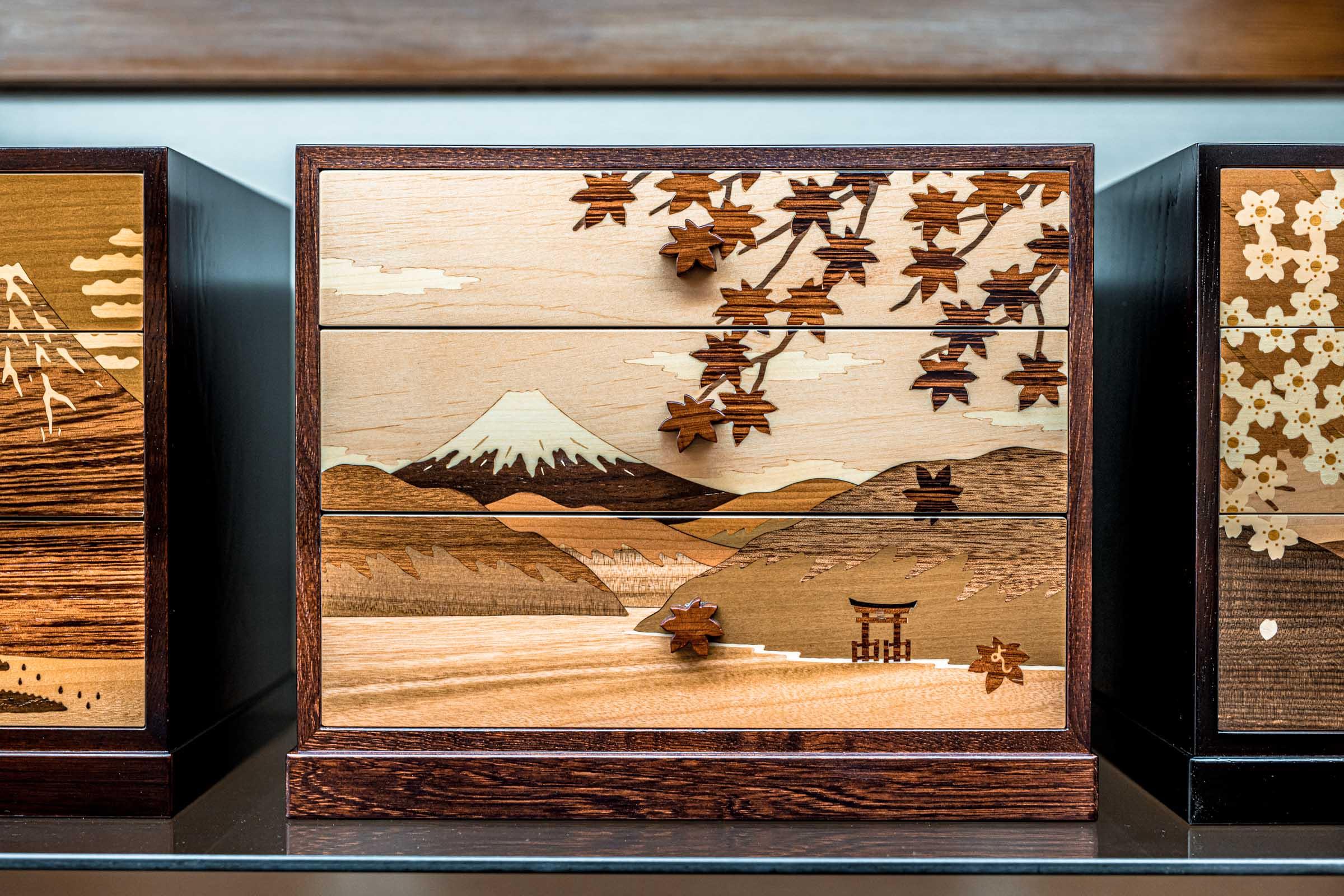 Hamamatsu-Ya Wood