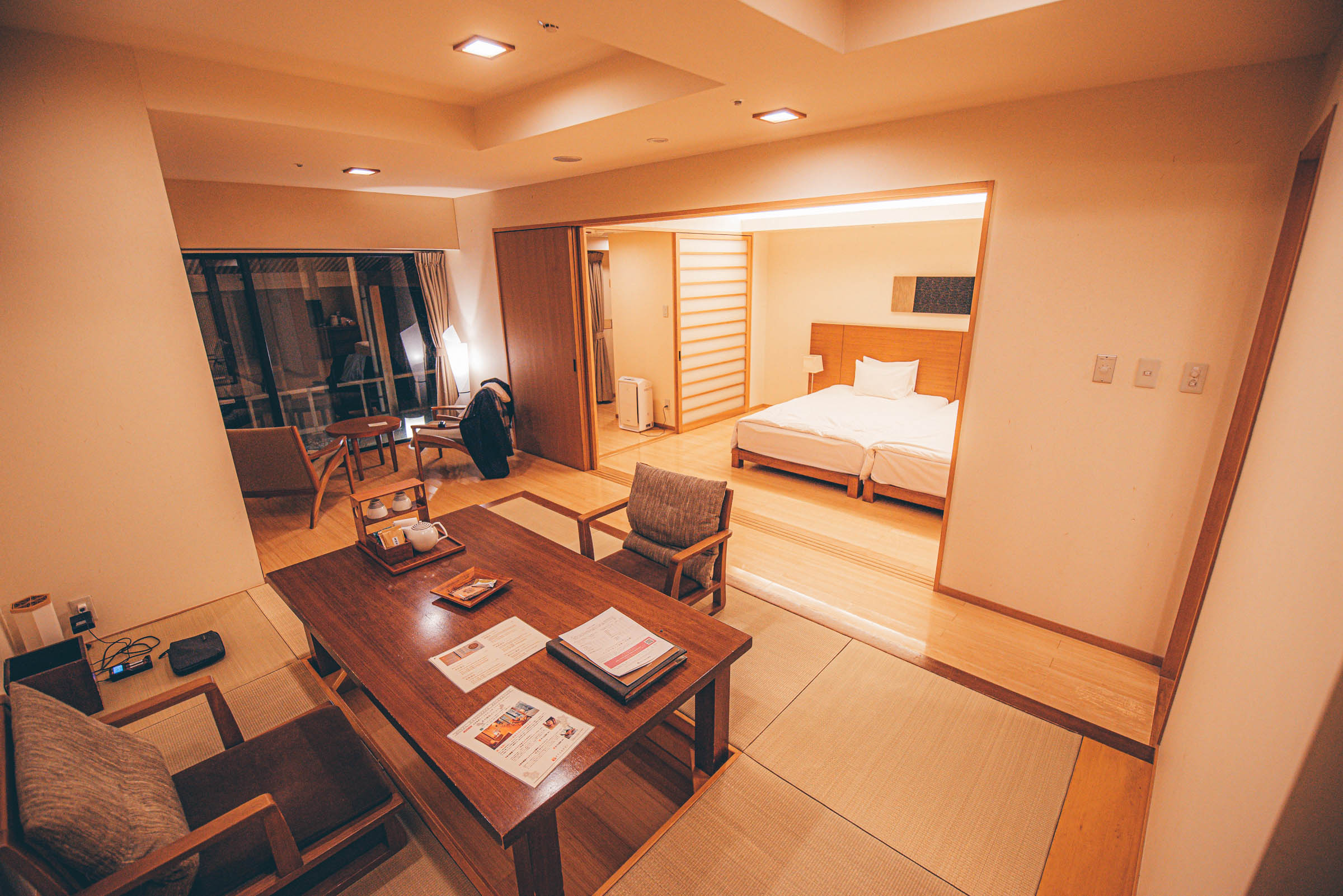 Hotel Hatsuhana - Hakone, Japan