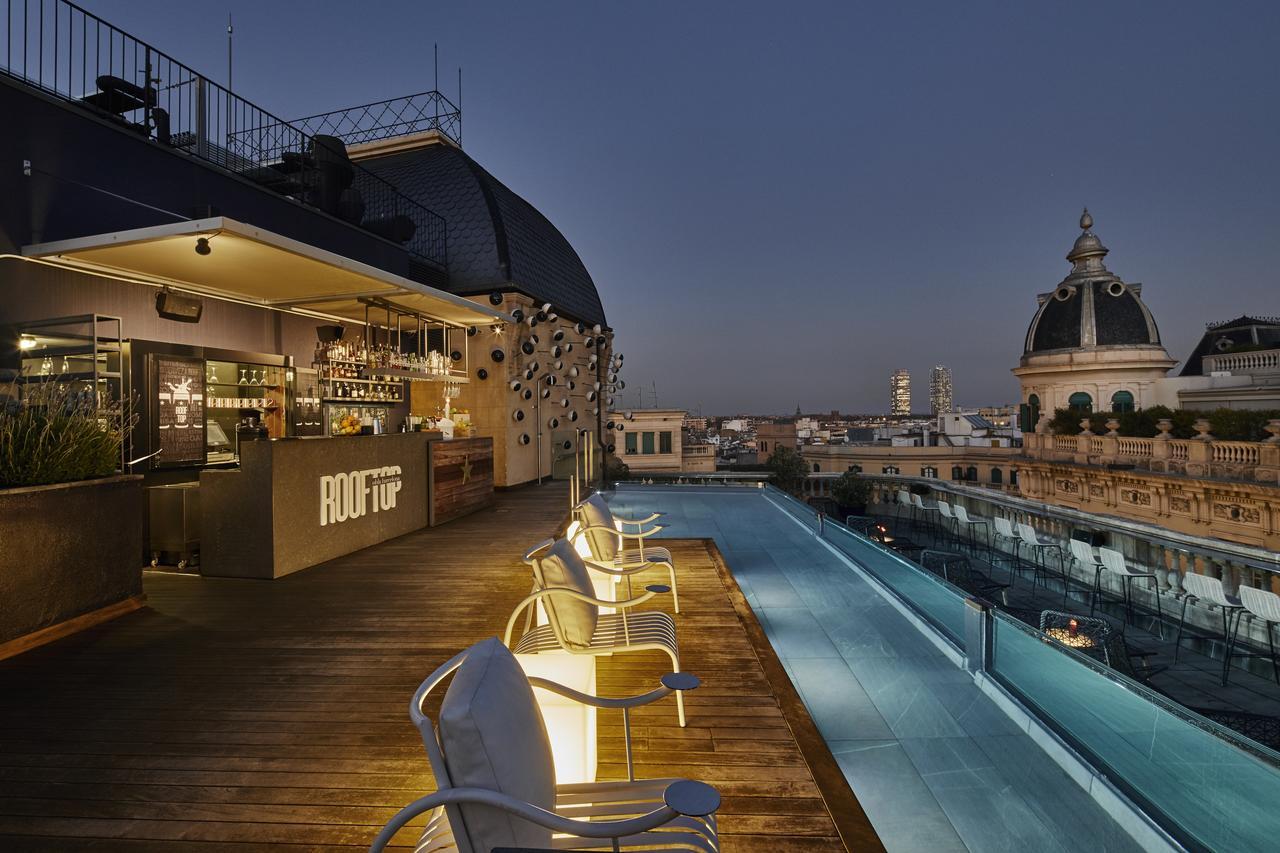 Hotel Ohla - Barcelona Accommodation