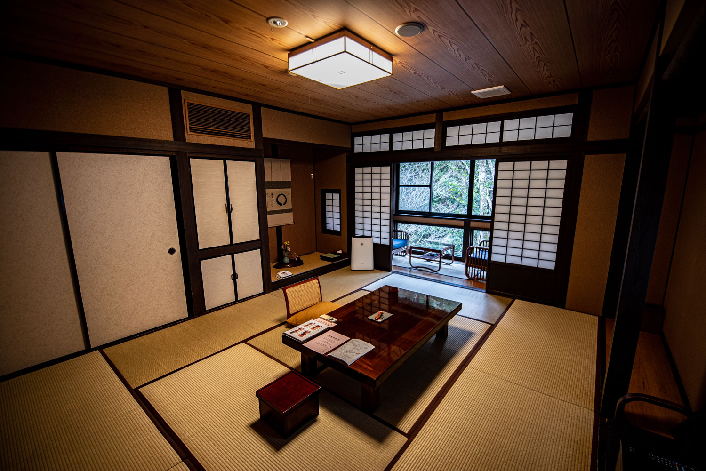 Hotel Sanso Tensui - Oita