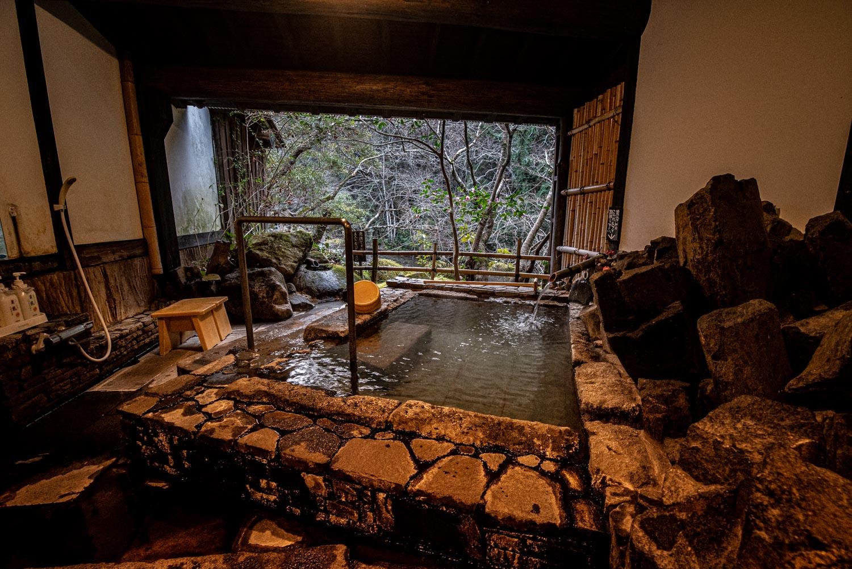 Hotel Sanso Tensui Private Onsen