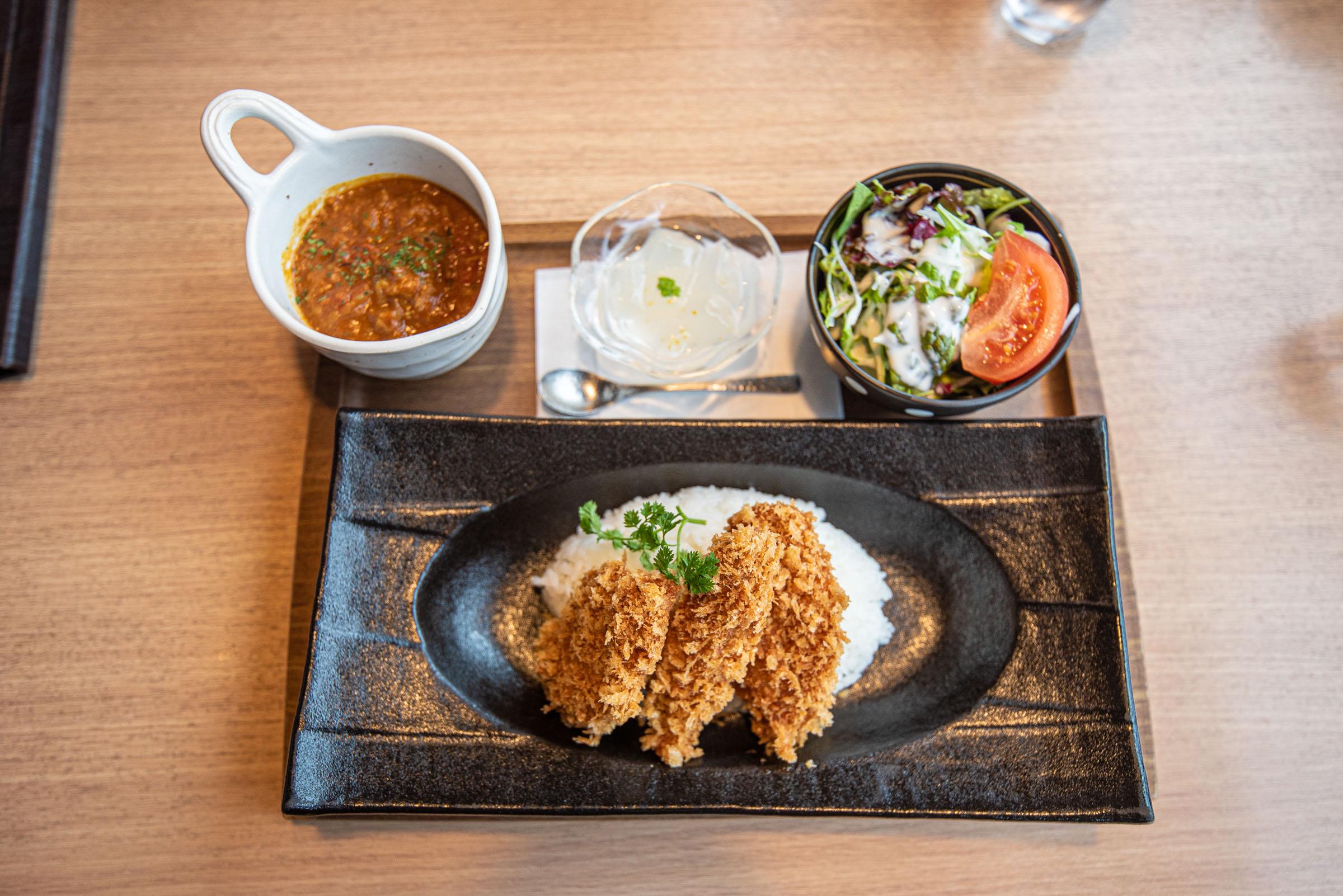 Hotoriya Restaurant Pork Cutlet, Hakone, Japan