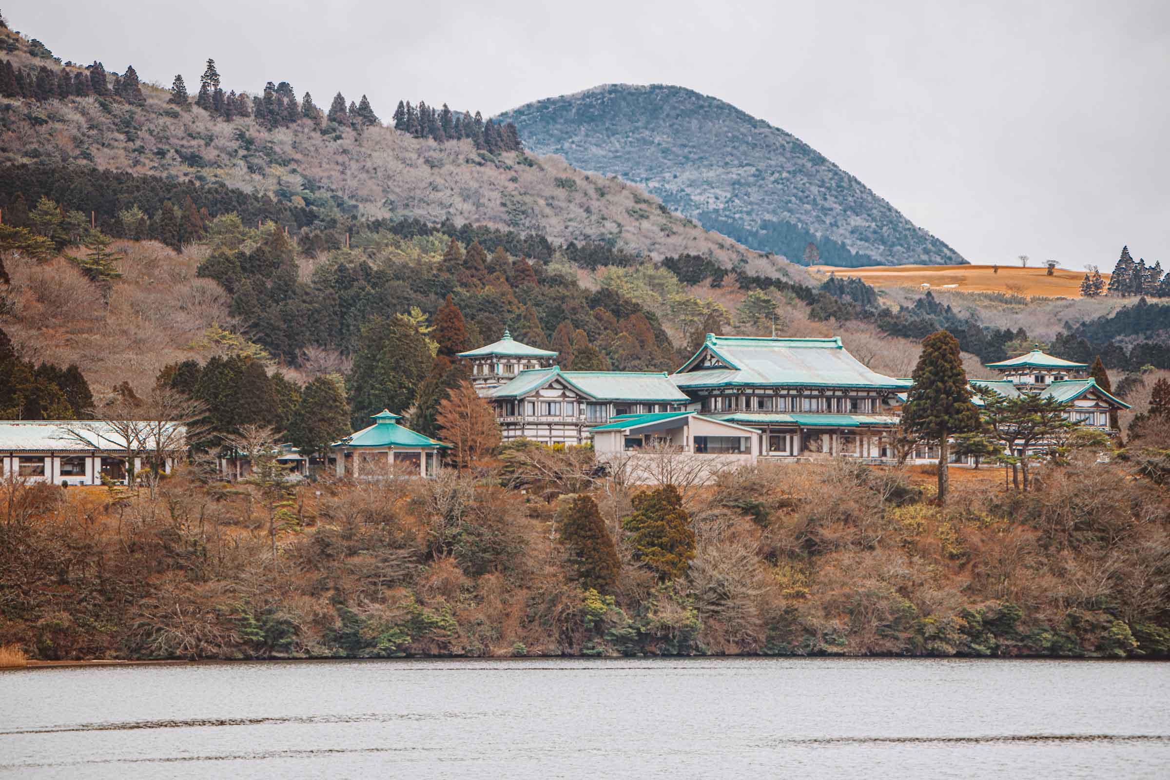 Lake Ashi, Hakone - Places to visit in Hakone, Japan
