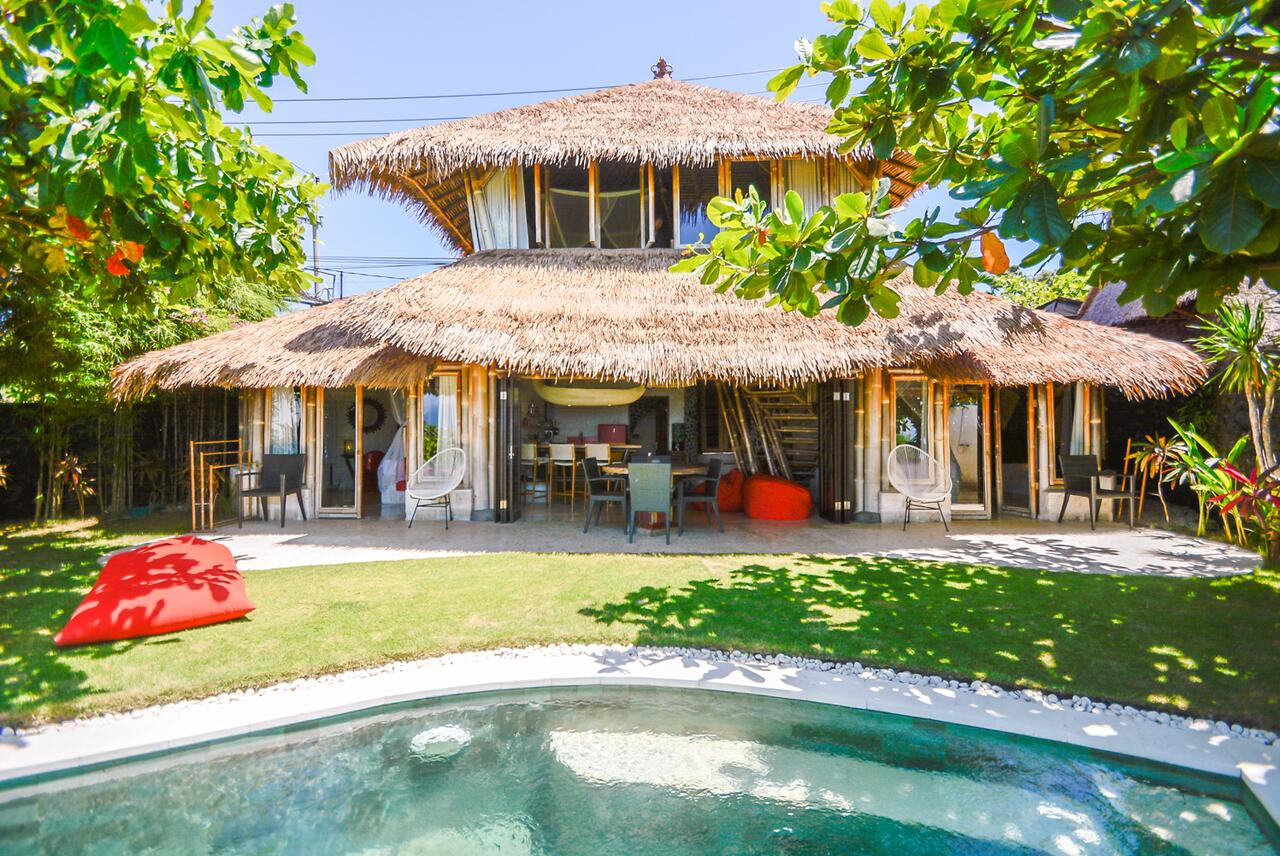 Le Bamboo Bali - Uluwatu Accommodation