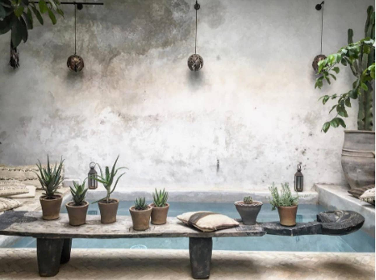 Morocco Airbnb Riad Experience