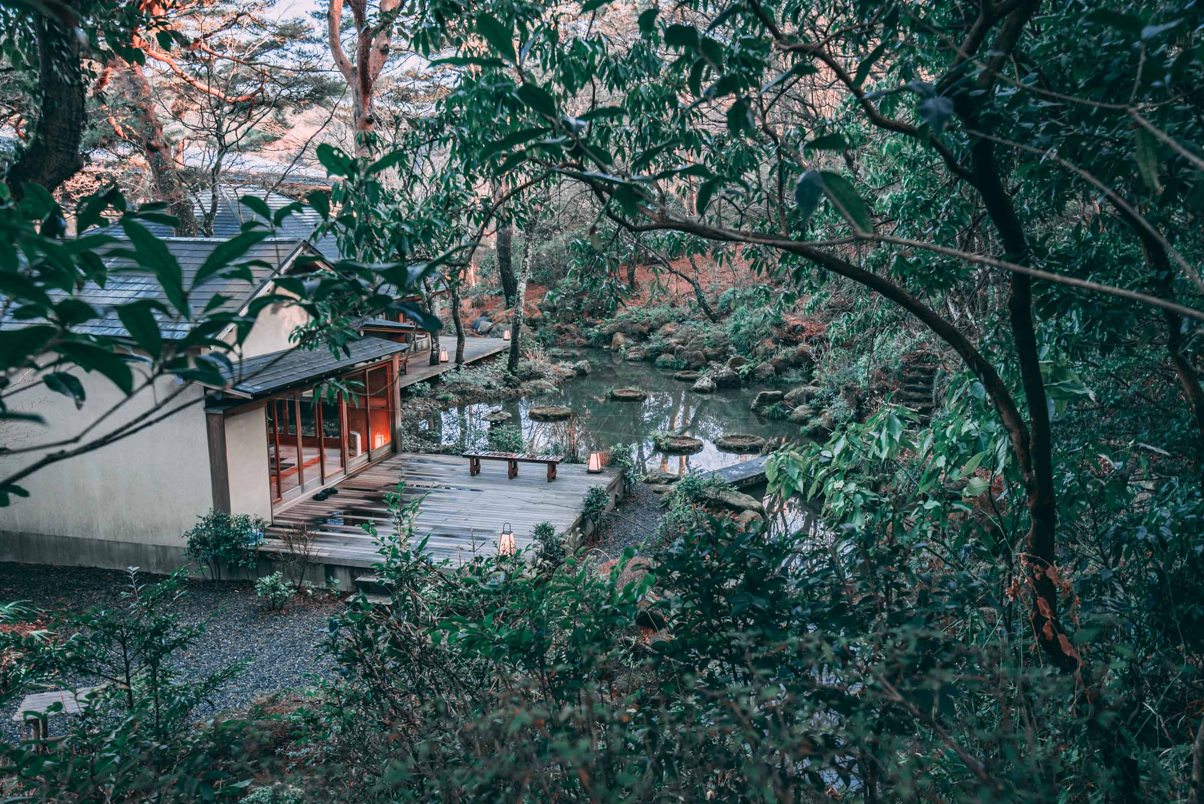 Okada Museum of Art Gardens