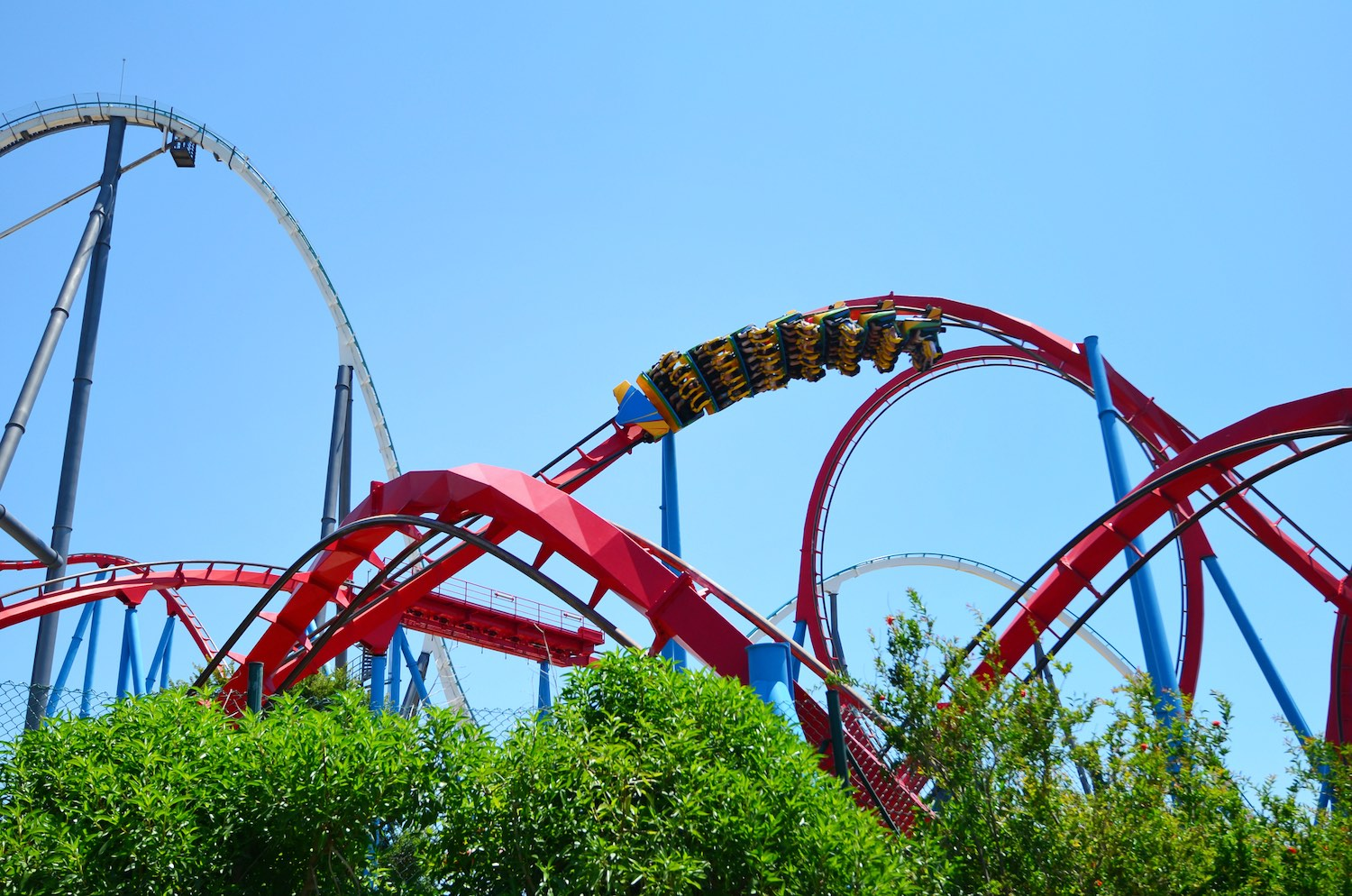 PORTAVENTURA - Day Trips from Barcelona