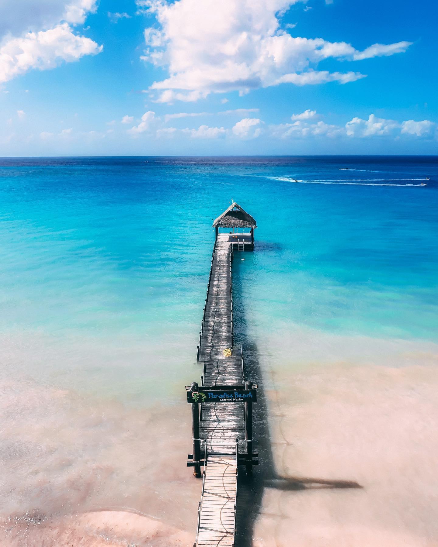 Paradise Beach - Cozumel