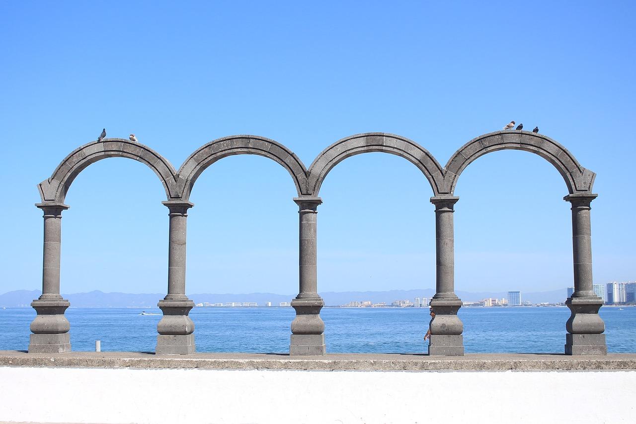 Puerto Vallarta Arches