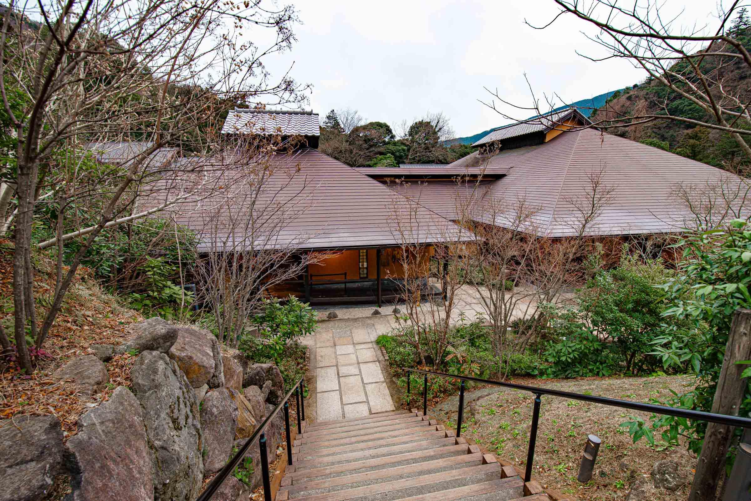 Soba Kihinkan, Hakone, Japan 2020