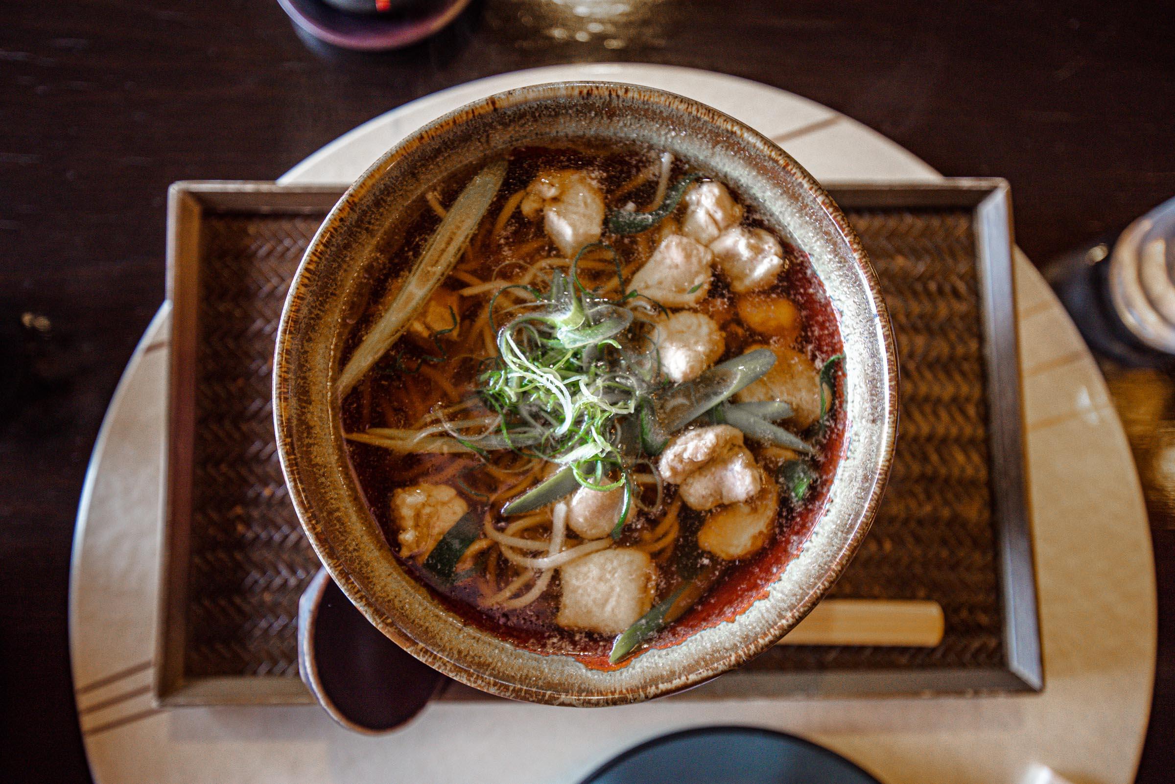 Soba Kihinkan Noodles