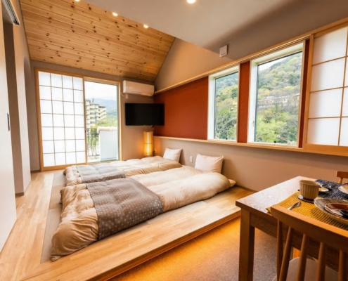 The Best Hakone Airbnbs