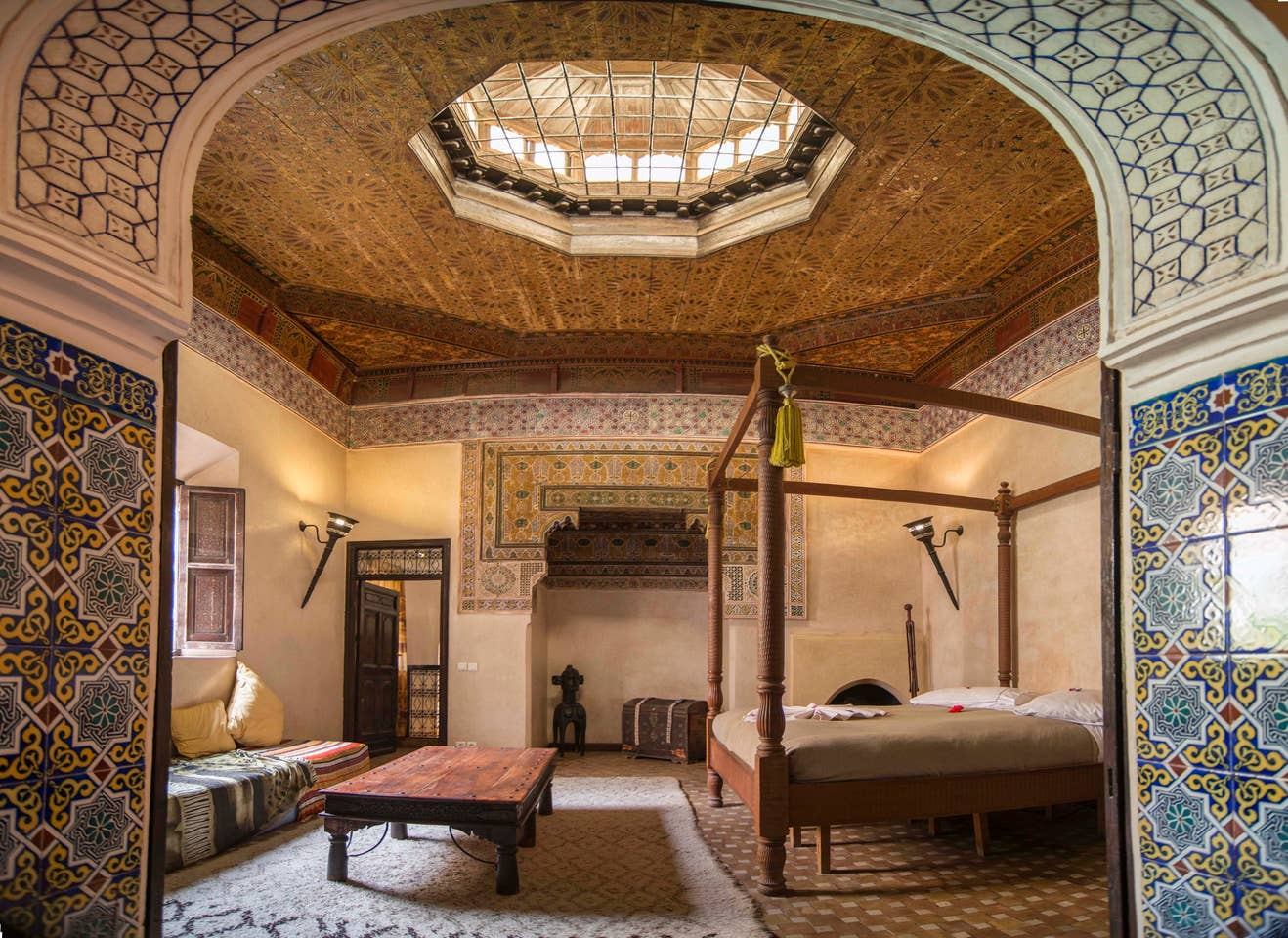 The Cozy Palace Morocco Airbnb