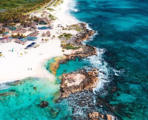 Cozumel Coastline