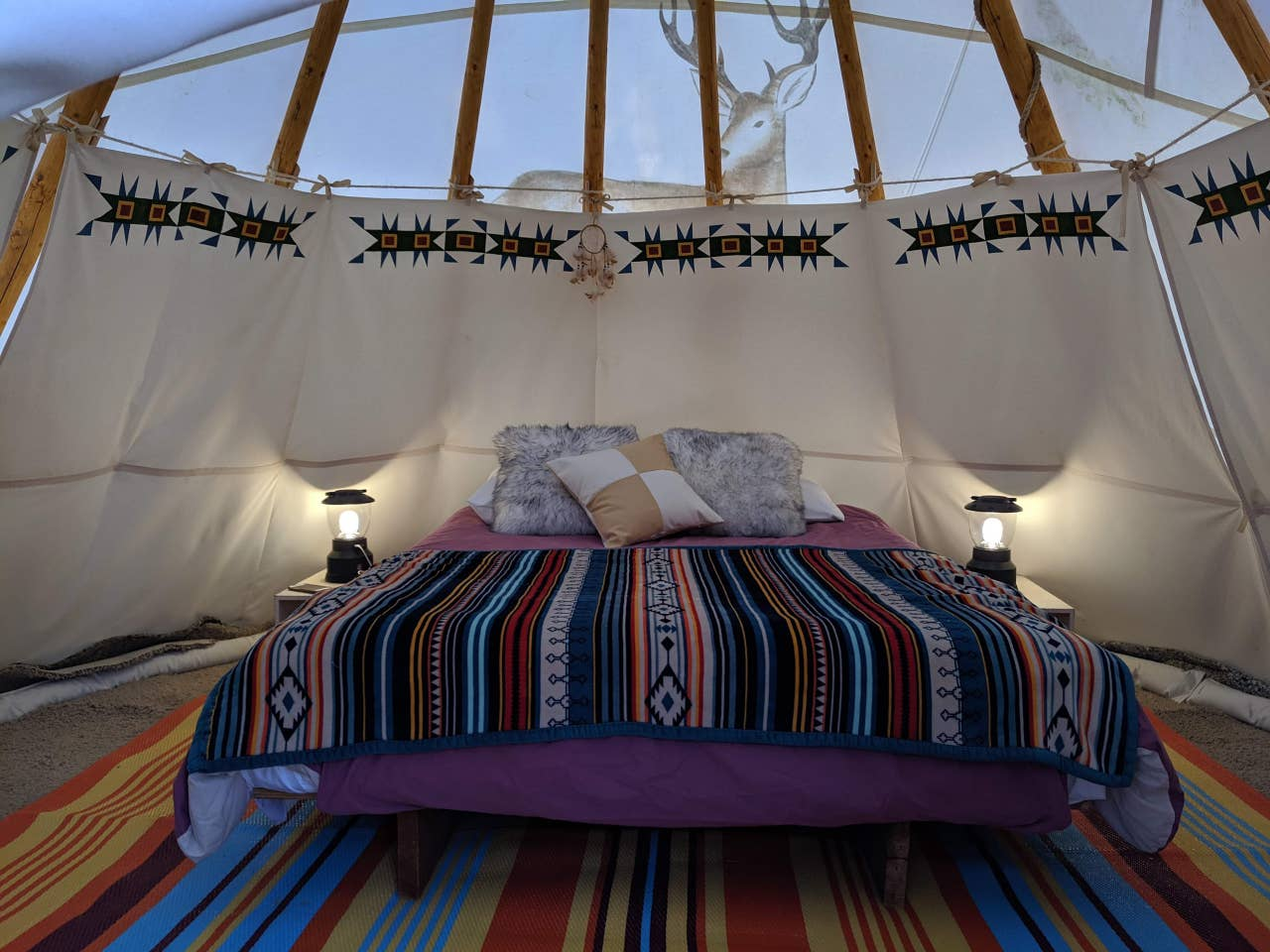 UNique Glamping Oregon