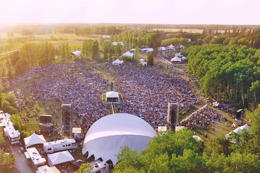 Winnipeg Folk Festival 2022