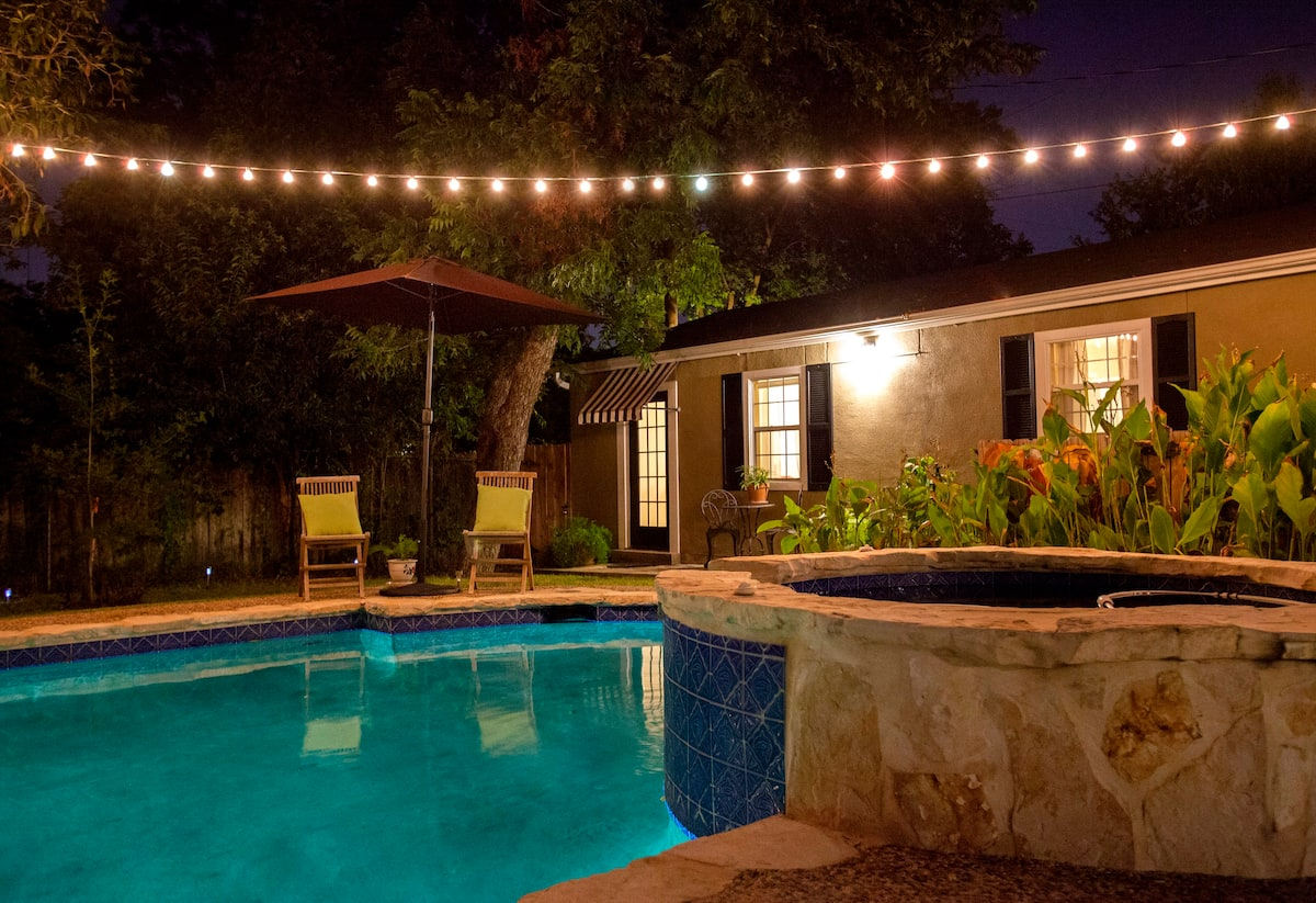 best airbnb in san antonio with pool