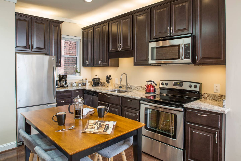 Airbnb Washington Historic Home Rental