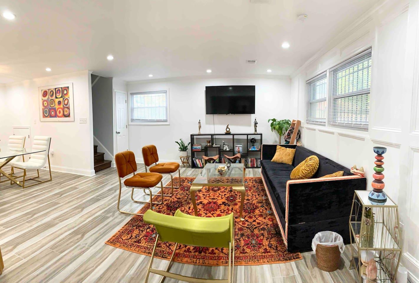 Airbnb in Washington DC City