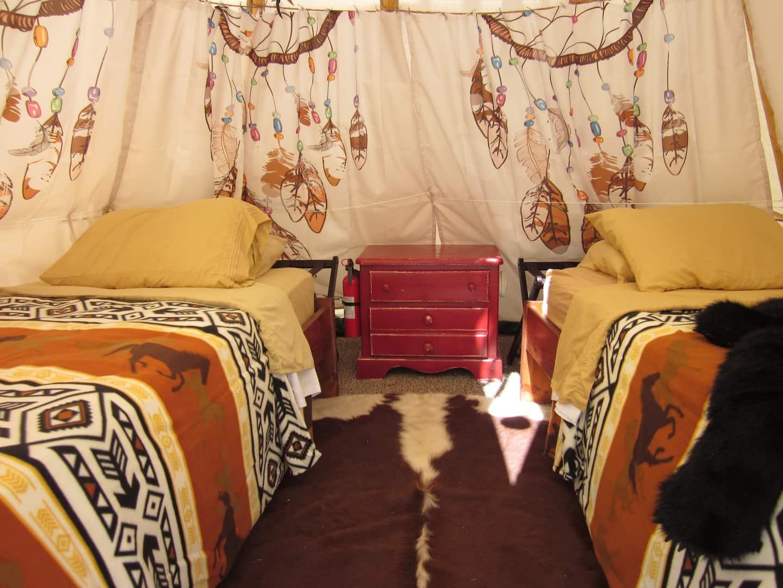 Arizona Glamping Airbnb