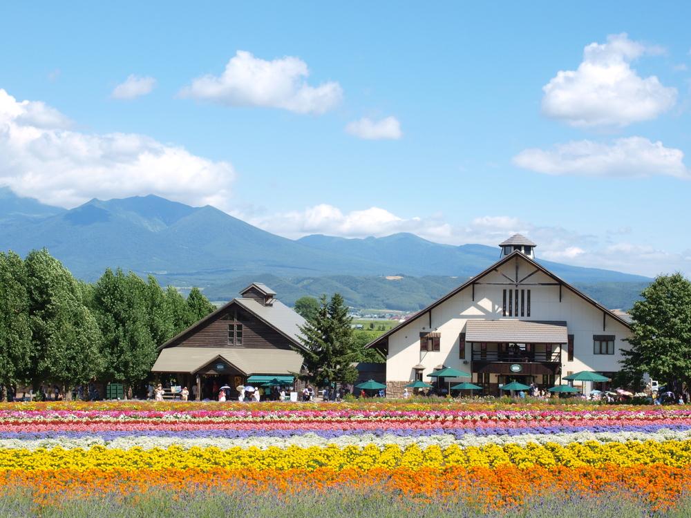 Furano Japan