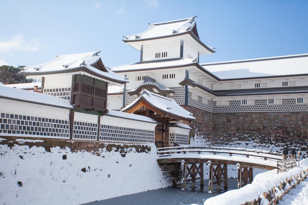 Kanazawa Japan Attractions