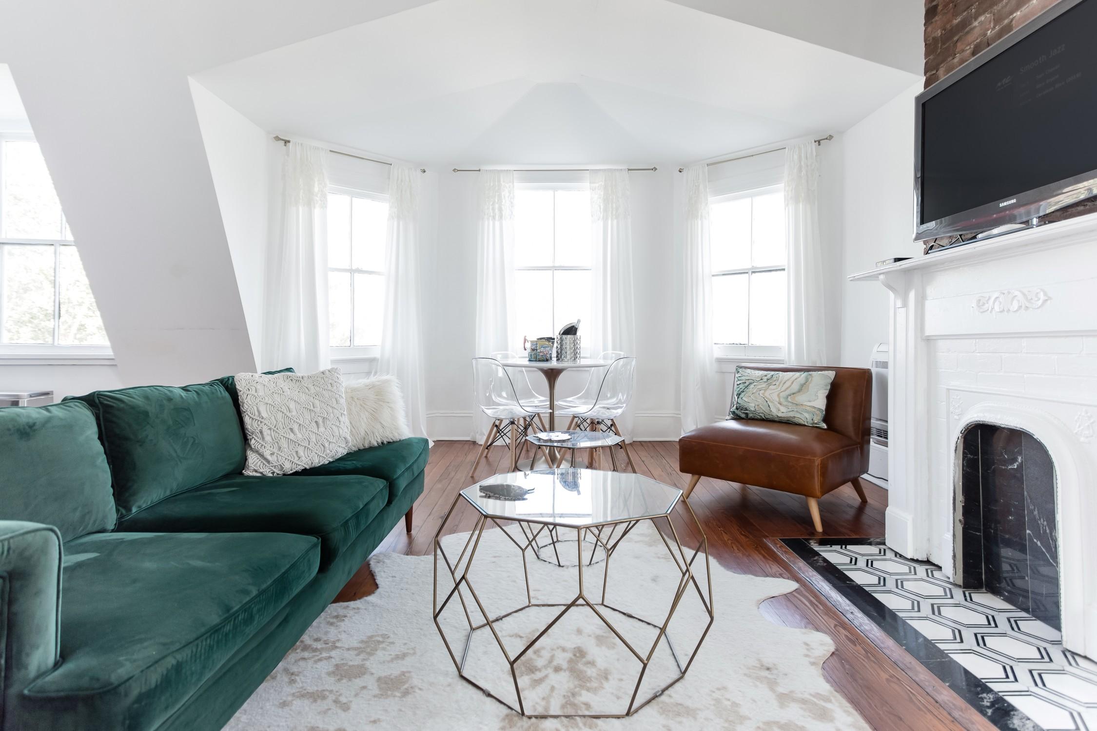 Luxury Airbnb Savannah Georgia