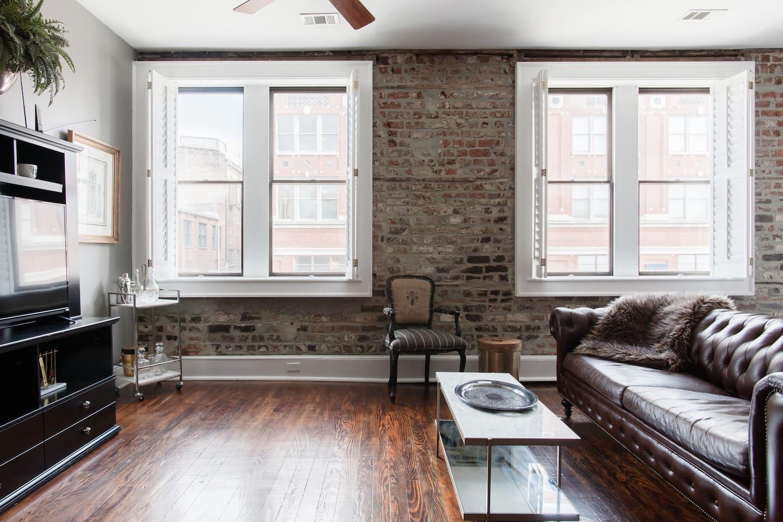 Luxury Airbnb Savannah