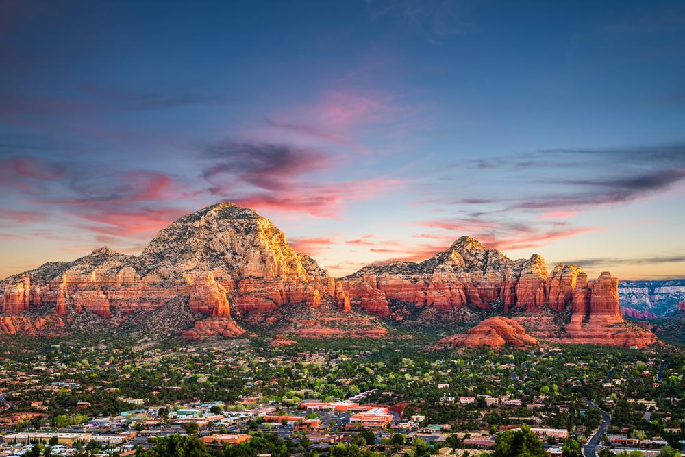 Modern Glamping Arizona