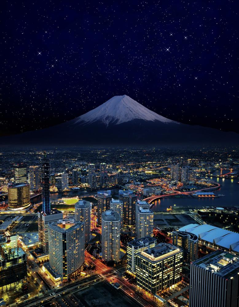 Mt Fuji Yokohama