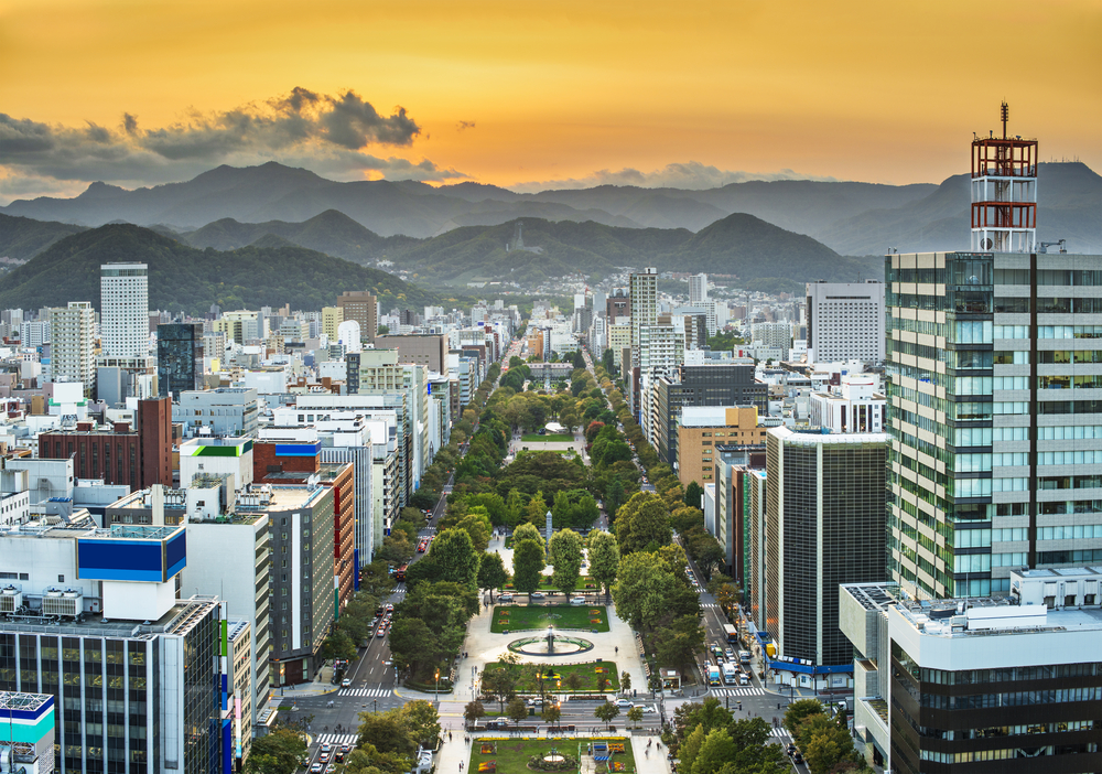 Sapporo Japan Activities
