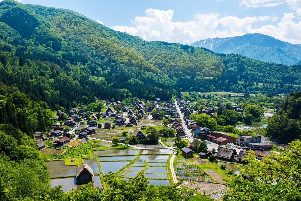 Things To Do In Nanto Japan