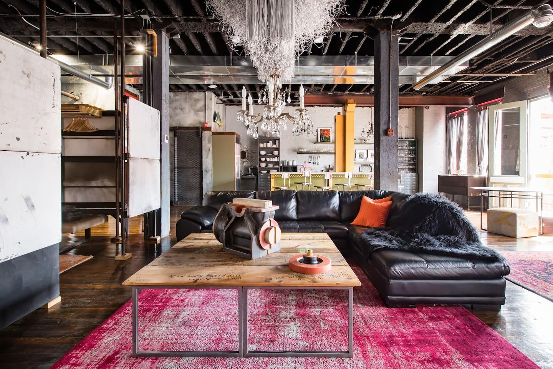 Unique Airbnb Pittsburgh