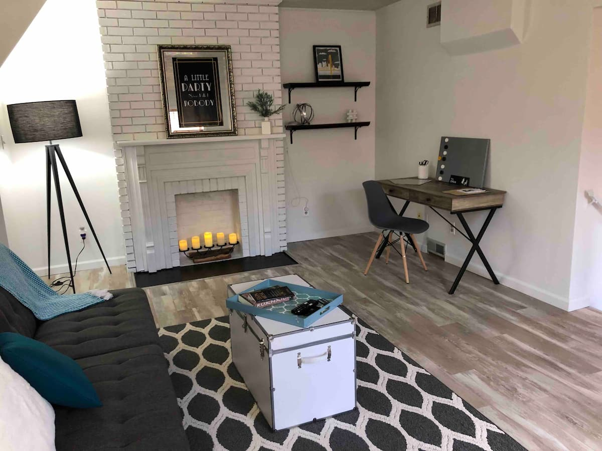 airbnb downtown pittsburgh