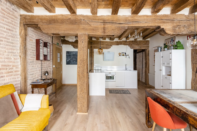 Airbnb Bilbao, Spain