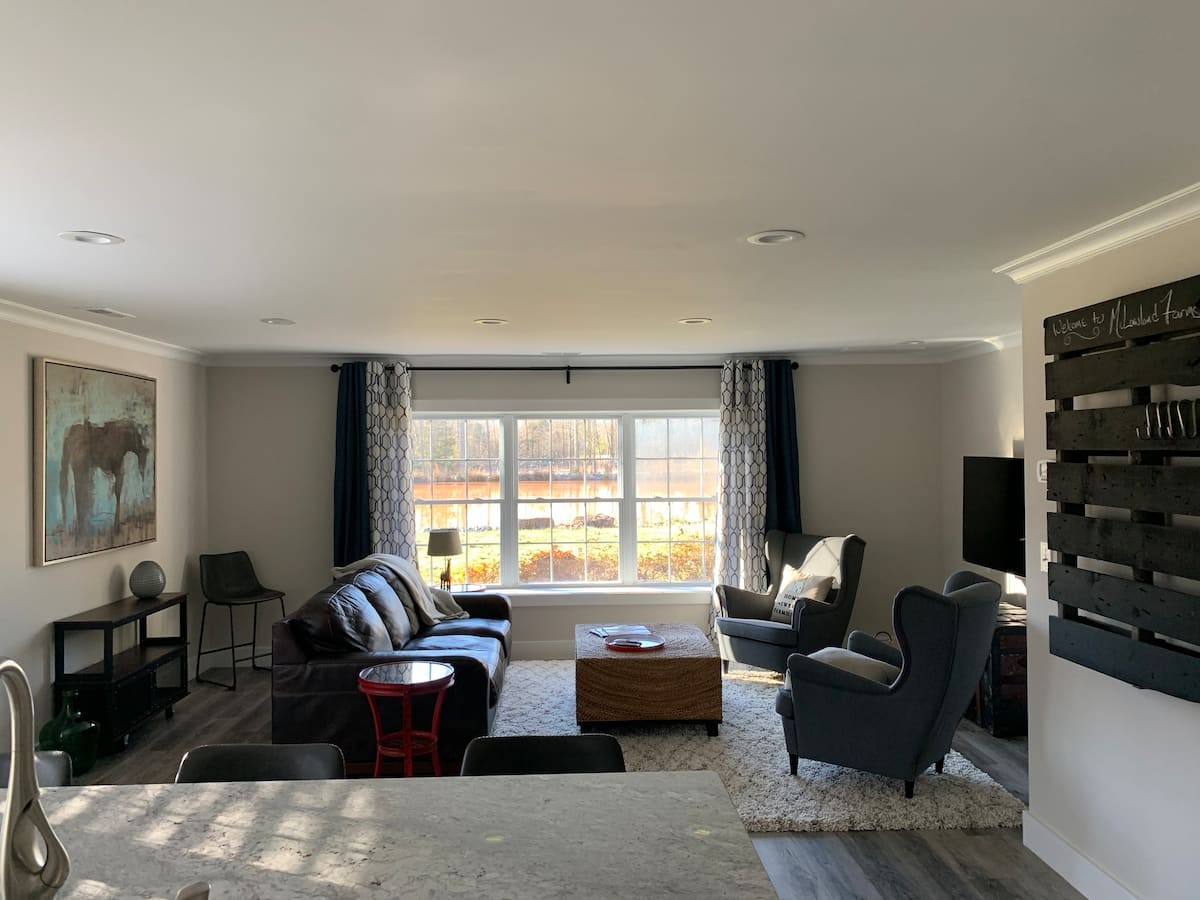 Airbnb Charlotte for families