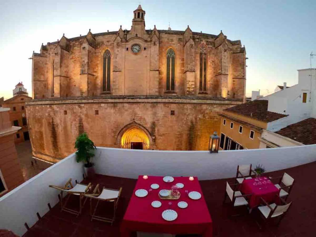 Airbnb Menorca Spain