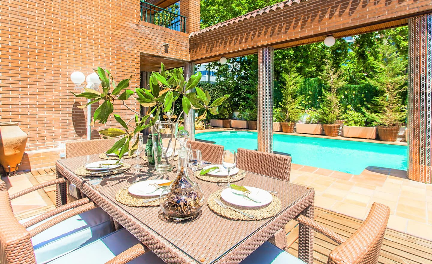 Airbnb Spain with Pool