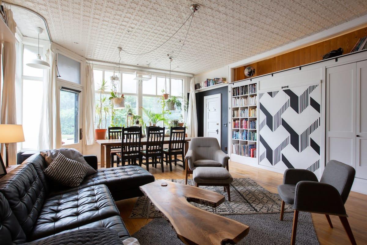 Airbnb in Minneapolis Minnesota
