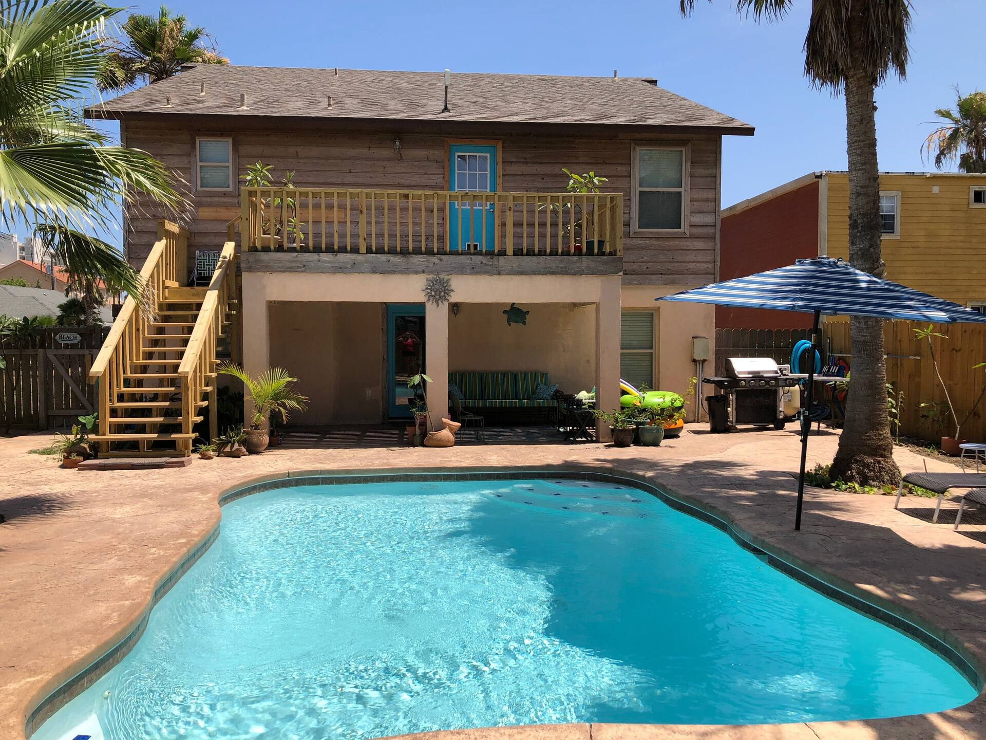 Airbnb south Padre Island with Pool