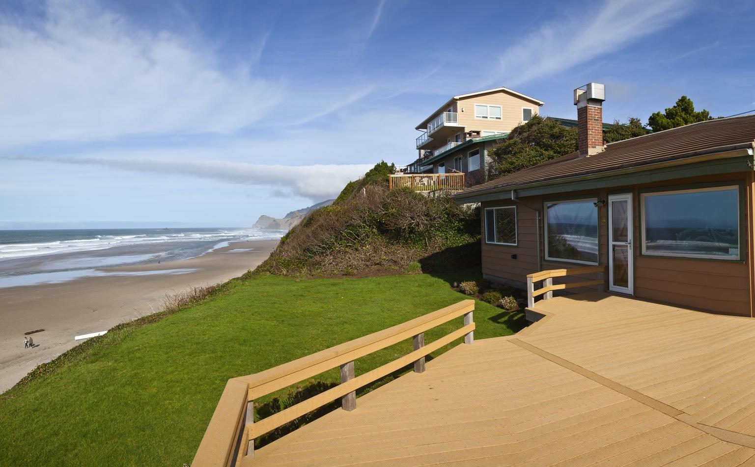 Beach House Airbnb Oregon Coast