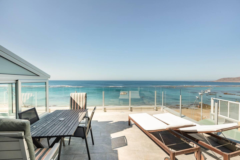 Beachfront Airbnb Spain