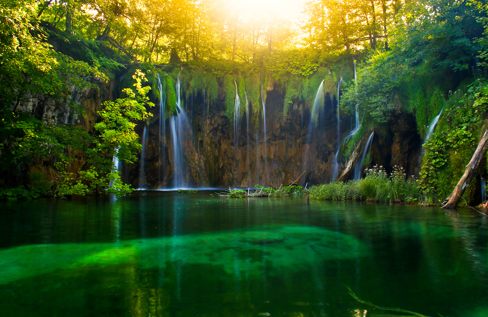 Beautiful Quotes About Waterfalls