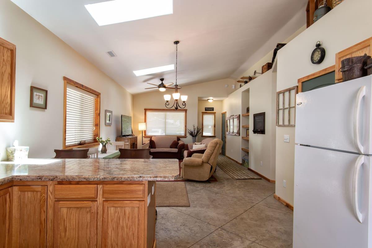 Cabin Airbnb Flagstaff Arizona